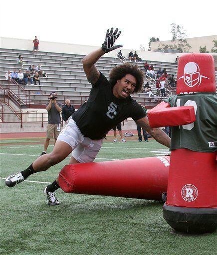 Leonard Williams, DL, USC(AP-NFL)