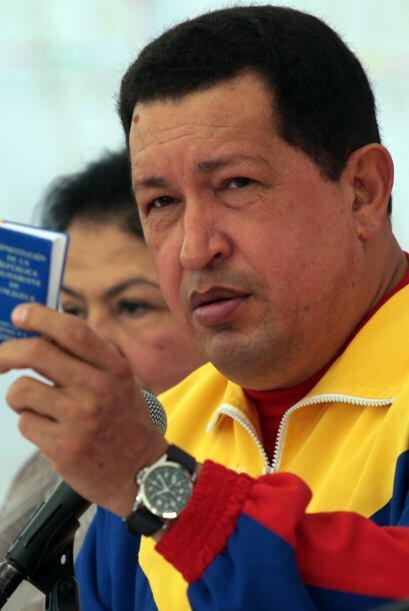 Ell presidente Hugo Chavéz a partir de este 20 de diciembre puede gobern...