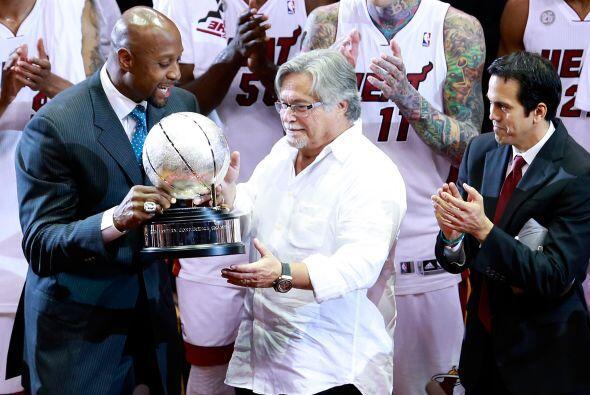 Micky Arison - Dueño de Miami Heat (No. 191, $7.1 mil millones)