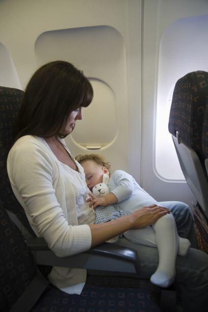 En esos momentos, tu bebé necesita estar bien firme y seguro en su asien...