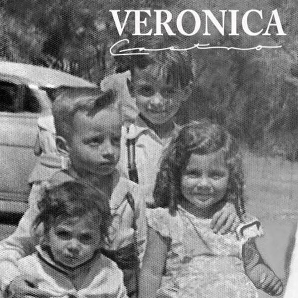 Verónica Castro de bebé
