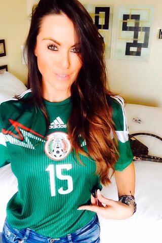 ¡Duelo de wags! ¿A quién le tienes más envidia, México o EE. UU.? (H mor...