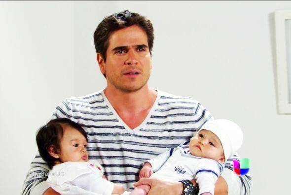 ¡Ahhh! Pero no te preocupes, Pablo los cuidará y les dará mucho amor. Y...