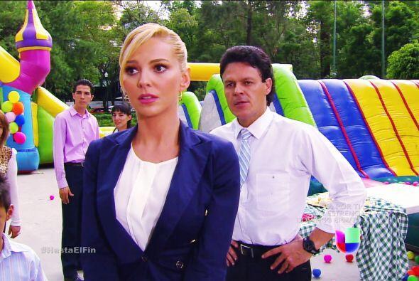 Se ves que estás muy consternada Sofía. Te conmovió ver a Lucas sin sali...