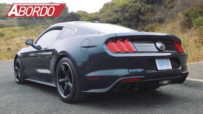 Primer Vistazo: 2019 Ford Mustang Bullitt | A Bordo