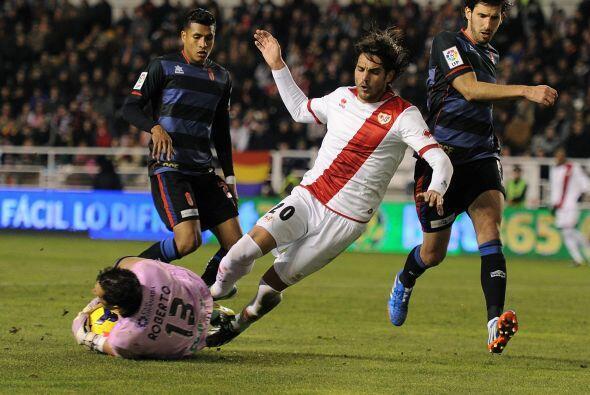 En el Campo de Vallecas, el equipo dirigido por Paco Jémez necesi...