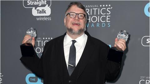 Guillermo del Toro premios.