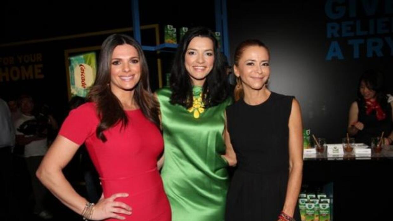Bárbara Bermudo, Candela Ferro e Irma Martínez comparten en el evento de...