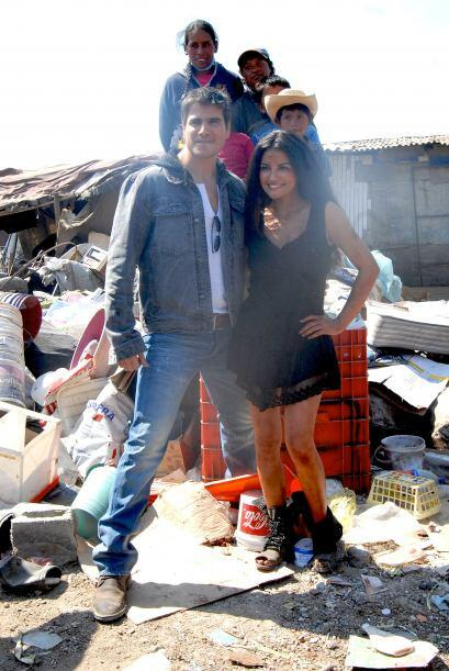 Maite Perroni y Daniel Arenas ya comenzaron las grabaciones de la teleno...