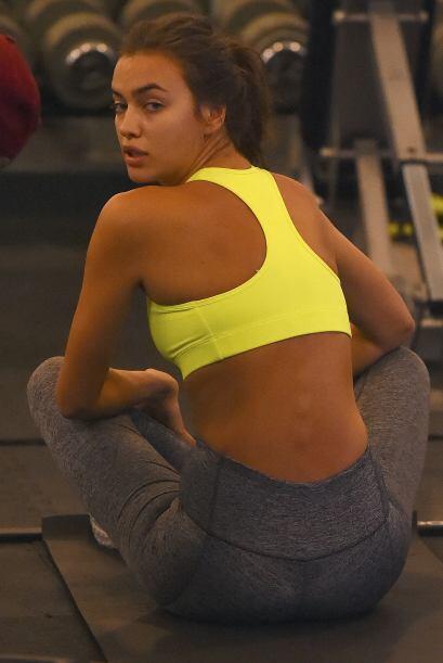 Irina Shayk se ha convertido en una de las modelos más deseadas.