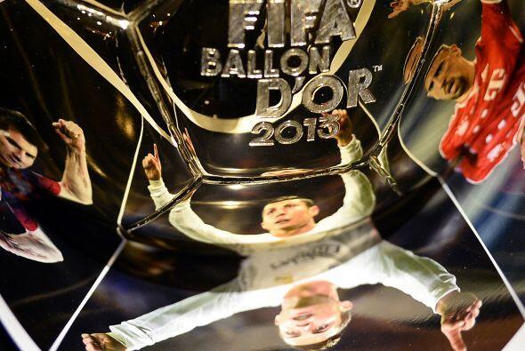 La ya tradicional gala de la FIFA será el marco en el que conozca...