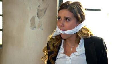 Victoria fue secuestrada por Julio y Magdalena