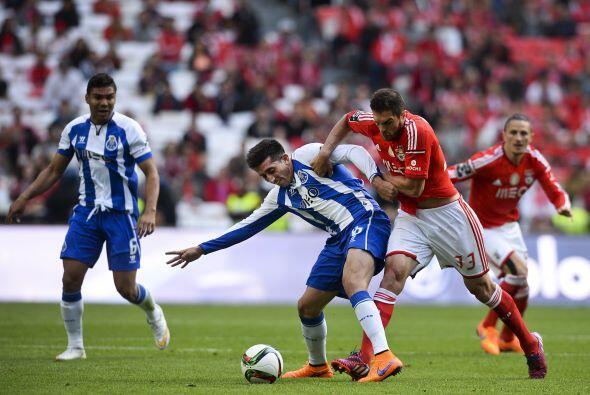 El Oporto quedó segundo con 82 puntos y va directo a Champions League mi...