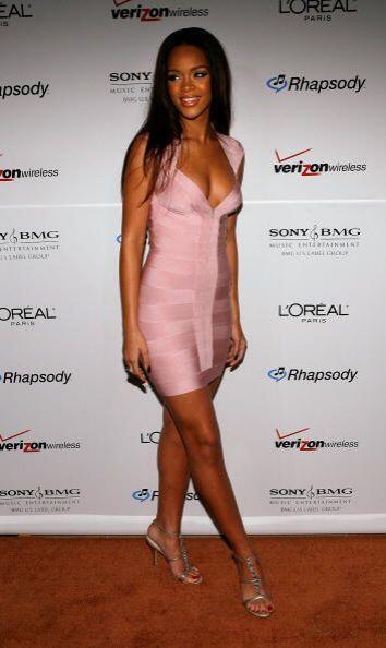 Pero, ¿cómo fue que la humilde Robin se convirtió en la estrella Rihanna...