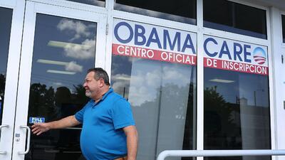 """Las inscripciones en Obamacare continúan hasta este sábado, pese al fallo de un juez federal que lo declara """"inconstitucional"""""""