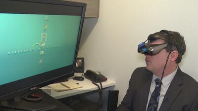 ¿Cómo la realidad virtual es usada para fines médicos y ayuda a pacientes para superar o controlar fobias?
