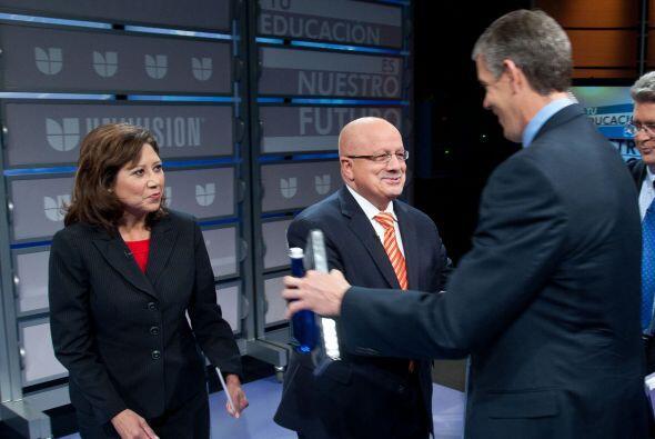 Los panelistas resolvieron dudas de los presentes e inspiraron a los est...
