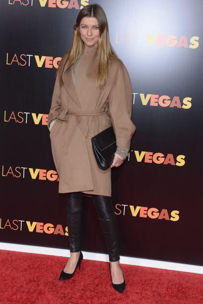 La que de plano prefirió la comodidad antes que el 'glamour' fue Ivana M...