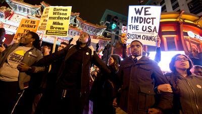 Ferguson continúa en tensión