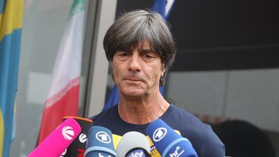 Joachim Löw tuvo que tomar medidas debido al uso que le daban algunos jugadores a la consola