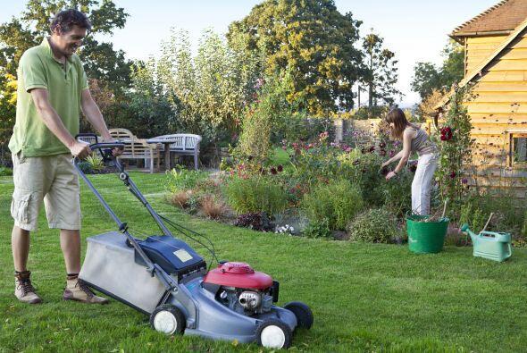 El jardín. Si no te ocupas del jardín o patio, da la sensación de que tu...