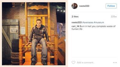 En fotos: el Instagram de Esteban Santiago, el atacante del aeropuerto de Fort Lauderdale