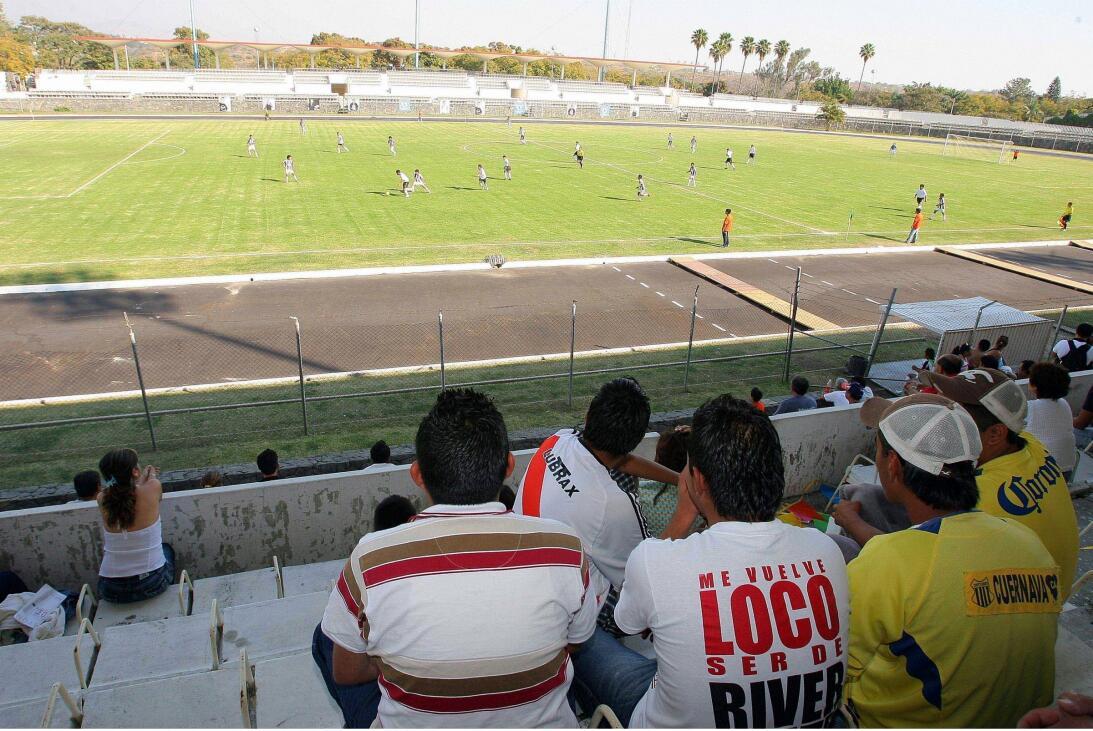 Viejitos pero bonitos: los estadios del recuerdo de la Liga MX 20090109_...