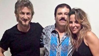 Sale a la luz la polémica entrevista de Sean Penn y Kate Del Castillo a 'El Chapo'
