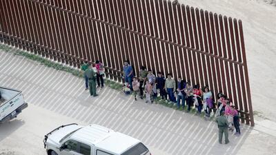 ¿Conoces a alguien que fue separado de sus hijos al cruzar la frontera?