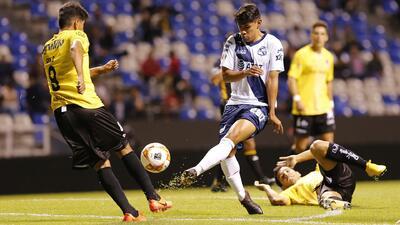 Puebla 1-0 Venados RESUMEN Y GOLES primera jornada Copa MX