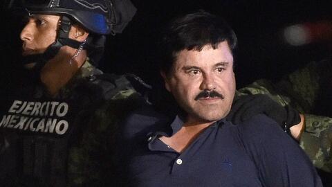En un minuto: Juzgado mexicano avaló la extradición de 'El Chapo' a EEUU