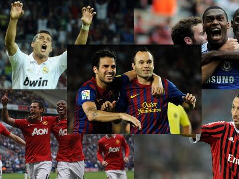 Estamos de cara al arranque de la edición 2011-12 de la UEFA Cham...