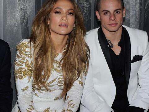 AMOR BAILARÍN   La pareja de Jennifer Lopez y Casper Smart dijo &...