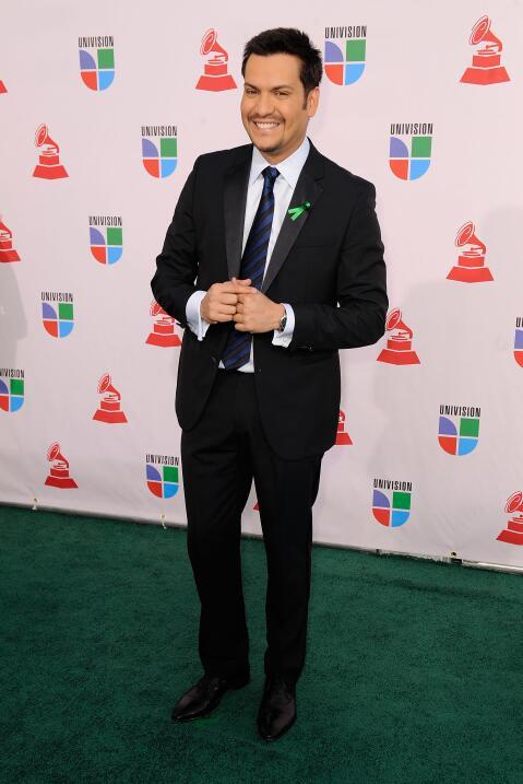 Gala Persona del AÑo Roberto Carlos