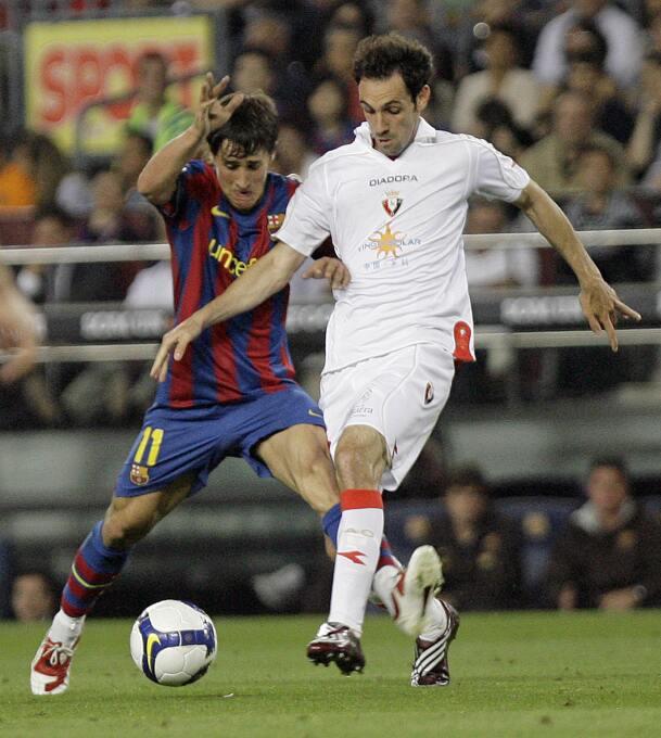 Uno de los históricos del Atlético de Madrid, Juanfran Torres, también t...