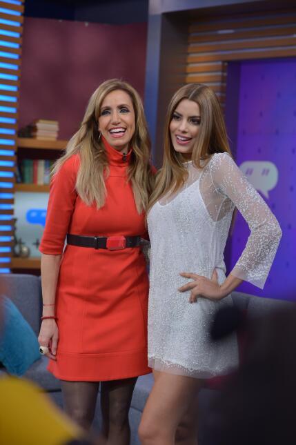 ¡Miss Colombia pasó un día increíble con El Gordo y La Flaca! DSC_3122.JPG