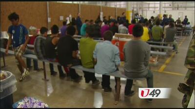 Acusan a administración Obama de ola de niños migrantes