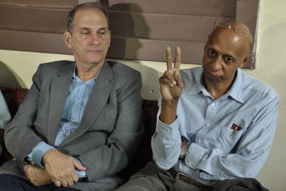 Las autoridades no reconocen como opositores a los disidentes y los acus...