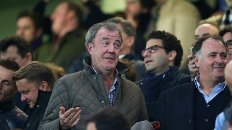 Clarkson es uno de los presentadores más famosos de la televisión britán...