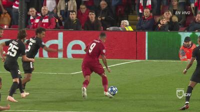 ¡Agónico! Firmino le dio el triunfo al Liverpool