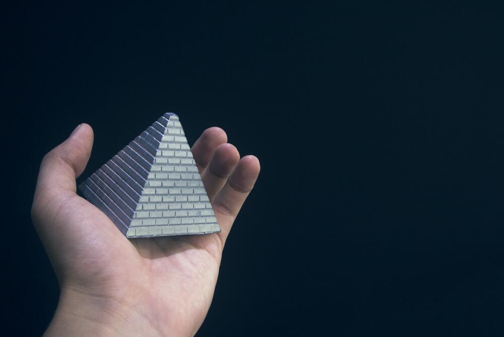 piramide de buena suerte