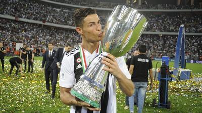 ¡Estadísticas! Cristiano Ronaldo ganó su título 20: ¿qué dirá ahora Zlatan Ibrahimovic?