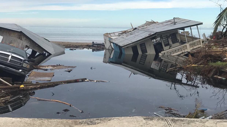 Mayag ez puerto rico despu s del paso del hurac n mar a - Puerto rico huracan maria ...
