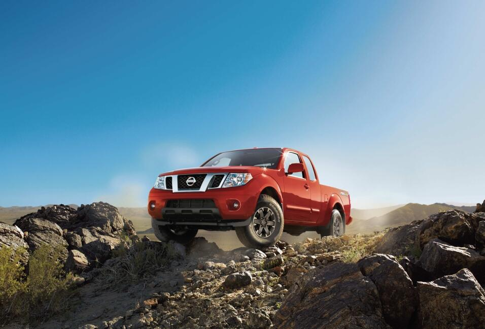 La tercera pick up Nissan disponible este año en el mercado es la Fronti...