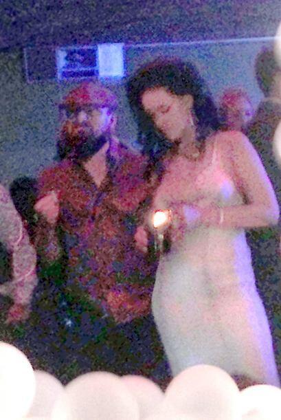 Ambos han salido juntos y hasta celebraron el cumpleaños 27 de Rihanna j...