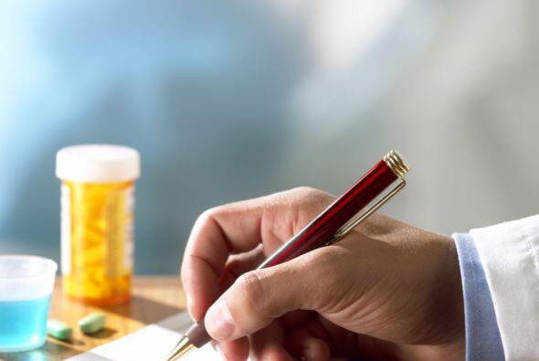 6-Medicamentos por receta médica: Son aquellas medicinas o medica...