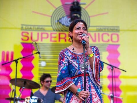 Este 3 de Octubre el festival Supersónico reúne las mejore...