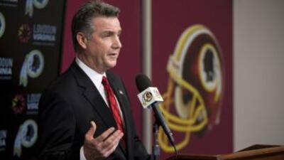 Bruce Allen será el encargado de buscar al nuevo entrenador en jefe de l...