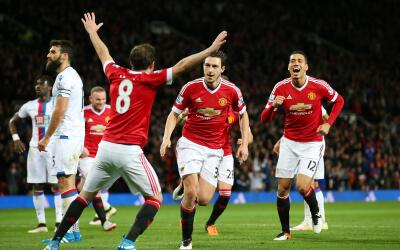 Manchester United vs. Crystal Palace
