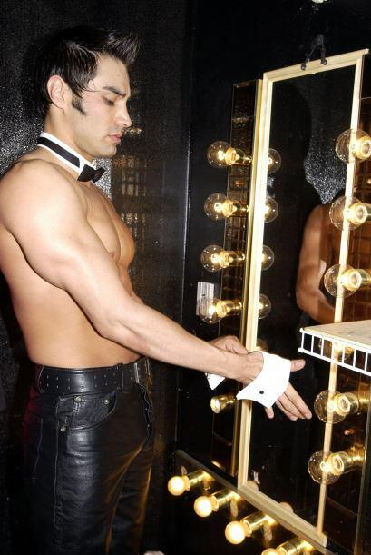 Los hombres strippers comenzaron a tomar fuerza a partir de la dé...